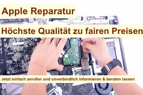 Apple Reparatur Berlin - iMac reparieren
