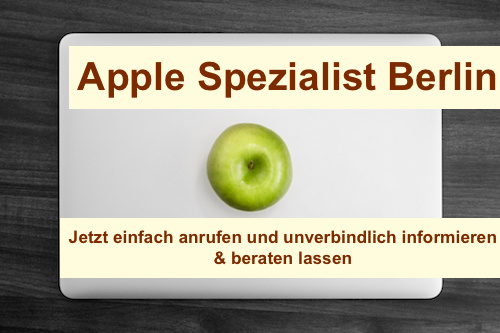 Apple Spezialist Berlin