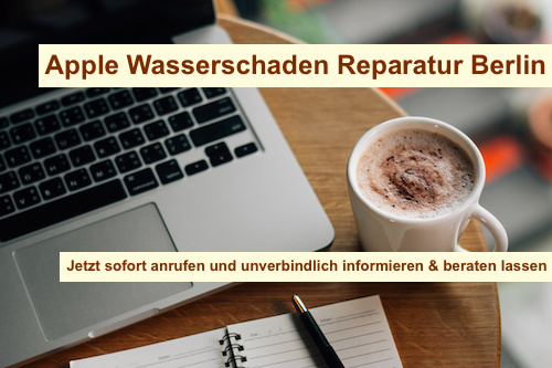 Apple Wasserschaden Reparatur Berlin