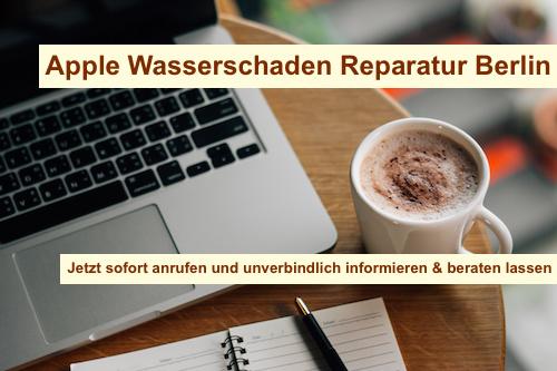 Apple Wasserschaden Reparatur Berlin