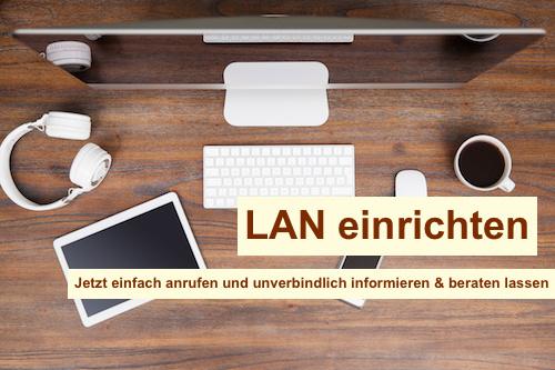 LAN einrichten Berlin