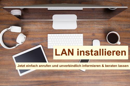 LAN installieren Berlin