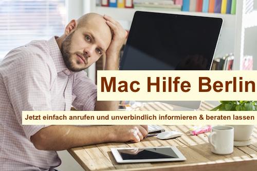 Mac Hilfe Berlin