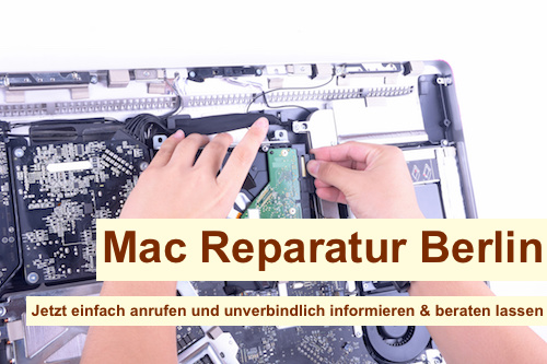 Mac Reparatur Berlin