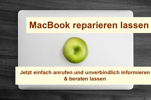 MacBook reparieren lassen Berlin