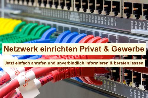 Netzwerk einrichten Berlin