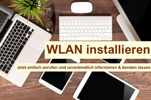 WLAN installieren Berlin