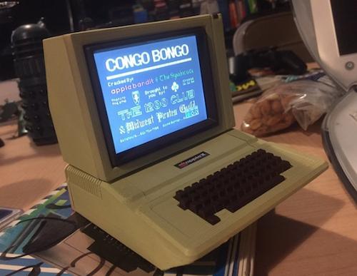 Apple II Mini 3D Druck