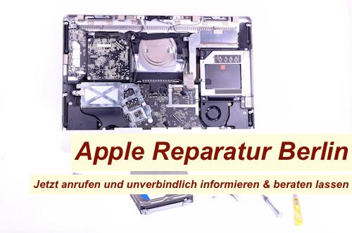 Apple Reparatur Abholung Berlin
