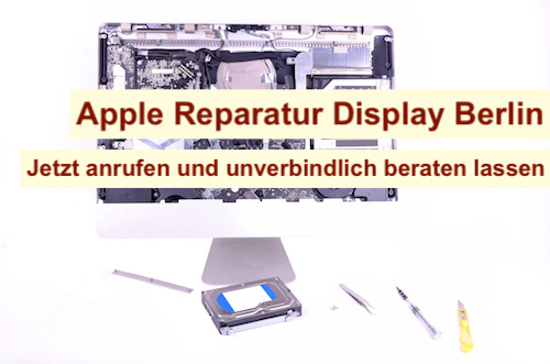 Apple Reparatur Display Berlin