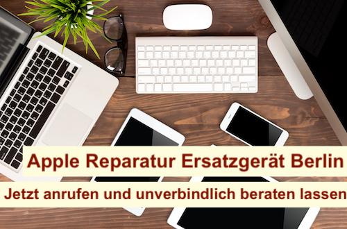 Apple Reparatur Ersatzgerät Berlin