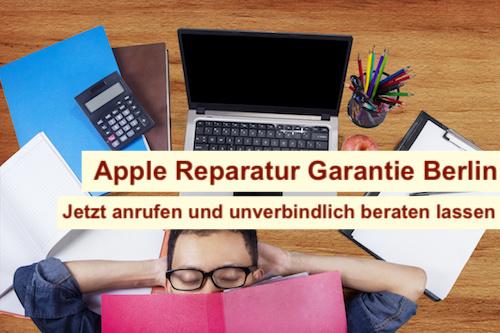 Apple Reparatur Garantie Berlin