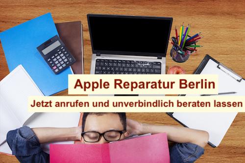 Apple Reparatur Gewährleistung Berlin