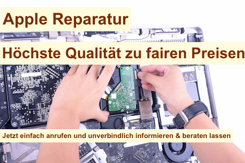 Apple Reparatur Potsdam