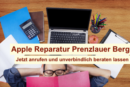 Apple Reparatur Prenzlauer Berg