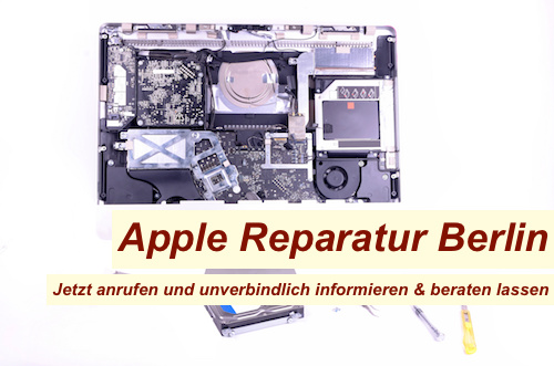 Apple Reparatur Termin Berlin