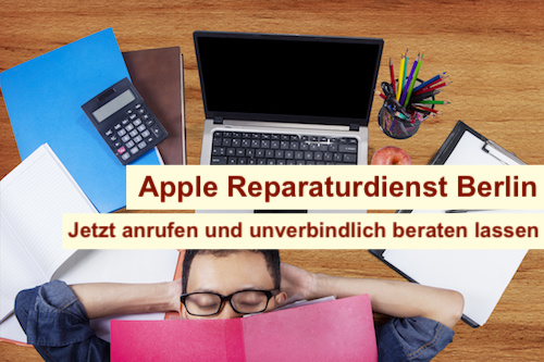 Apple Reparaturdienst Berlin