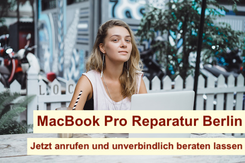 MacBook Pro 15 Display tauschen Berlin