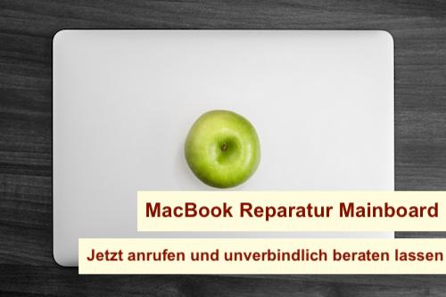 MacBook Reparatur Mainboard Berlin