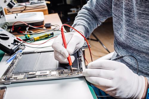 Apple Reparatur vorbereiten Berlin