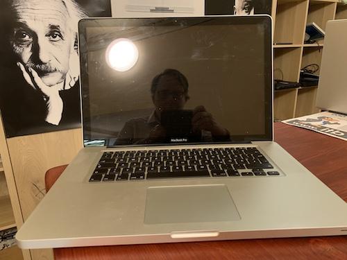 MacBook Reparatur Display Berlin